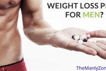 Weight Loss for Men [The Manly Zone]