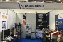 AN-Cadsolutions / yritykseen ja sen toimintaan liittyviä kuvia