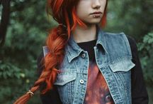Red Hair  >w< / I need red hair in my life please!