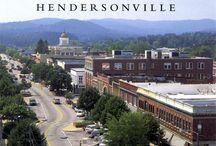 Hendersonville N.C. / Hendersonville N.C.