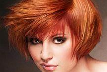 hair color / by Sharon Cutbirth Hollenbeck Malenke