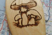 Wood burning projects