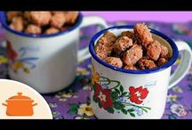 Amendoim praliné