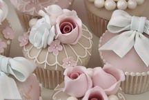 tortas y cupkackes