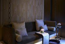 Pedicure interieur / Inrichting salon