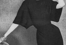 Perfect for 1950's moda