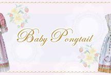 Baby Ponytail | ベイビーポニーテール