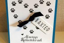 Cards (Pet sympathy)