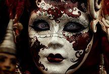Masks / by Leonie Lewis