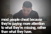 Drake...just sayin' / by Tina Woodson