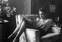 The oscar winning sisters / Joan Fontaine and Olivia de Havilland