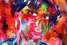 Werke von MAF-ART / Mafatime Dione - Senegal