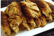 Pastane_geleneksel / Türkiye'ye özgü pastane ürünleri