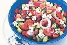 salads / by Sandy Hazel