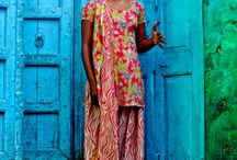 Colorful India / The beauty and chaos of India.