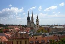 Travel - Zagreb Yugoslavia-Grampa Trotters home / by Ann Trotter