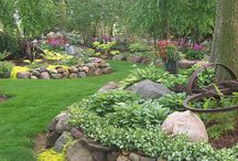 Beautiful Landscaping / by Brenda 'Walton' Knittle