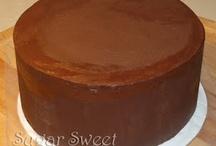 Sharp edge cake