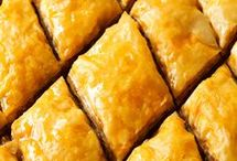 Desserts/Sweet Things