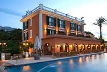 Hoteles en España / ¿ Quieres descubrir los hoteles más bonitos de España ?