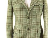 Mens Norfolk Tweed Jackets / Men's Norfolk tweed jackets. Full Norfolk tweed jackets & half Norfolk tweed jackets often for sale at Tweedmans Vintage. Huge selection of modern and vintage tweed sports jackets always for sale.