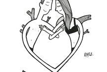 Frases e imagens românticas