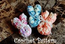 crochet / by Joni Freeser
