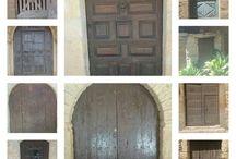 Doors & door furniture