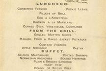 Supper Club Themes