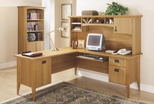 Home office ideas / by Karen Patterson