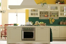 Kitchen   Love / by Butterscotch Blankees .