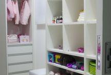 Closet infantil