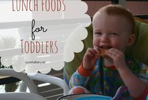 Toddler food / by Heather Linville