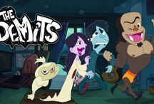 The Demits / The Demits is an animated series created by Kumata Studio from Indonesia. #hantu #ghost  #animasi #film #kartun #indonesia