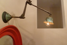 reclaimed industrial / by Cora White