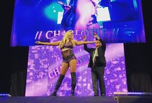 Charlotte with Ric Flair
