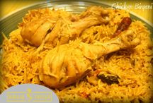 Biryani / Click on this to know more about chicken biryani's available in our Nawaab Sheikh Palace.