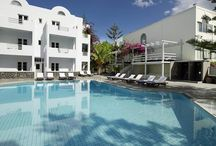 Afroditi Venus Beach Hotel, 4 Stars luxury hotel in Kamari, Offers, Reviews