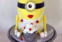 kids birthday cakes idea