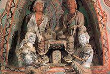 Prabhutaratna & Shakyamuni