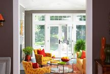 Warm colors for your home / by LynDee