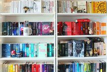 Books and Bookshelves