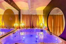Room theme designed / Mhotel Diamante Collegno, (TO) realizzazione di suite a tema.