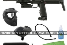Paintball Packages.