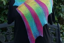 Self-Striping/Variegated/Hand Spun - Patterns I Might Try
