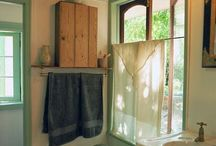 bathrooms / by Gilda Woods