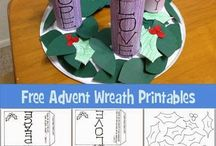 Advent Crafts & Activities for Kids
