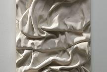 Drapery , folds