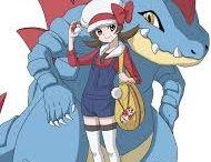 Pokemon / Water types r my favourite. I'm their poke master!   PS my fave Pokemon is feraligatr