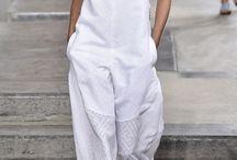 Wide pants / fashion